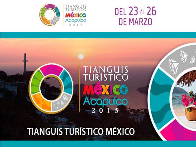 Acapulco será la sede del Tianguis Turístico México 2015