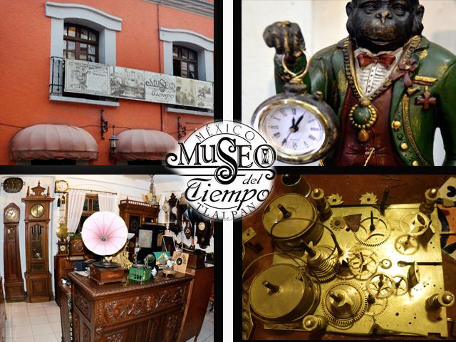 Museo del tiempo de Tlalpan, una institución única en México