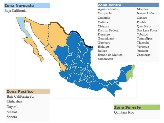 Domingo 5 de abril de 2015 inicia horario de verano en casi todo México