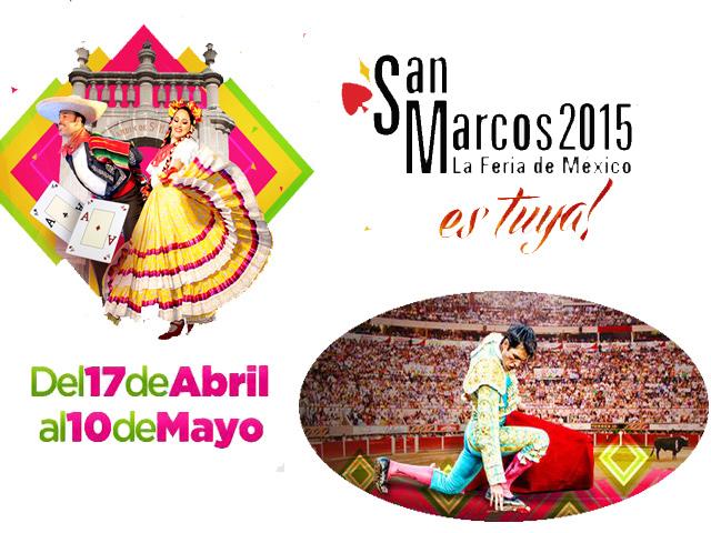 Estado invitado, actividades, eventos y fechas de la Feria Nacional de San Marcos 2015