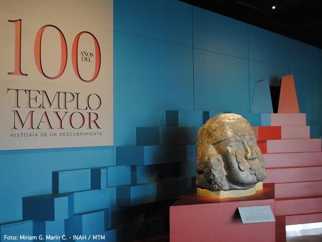 """Últimos días para ver """"100 años del Templo Mayor. Historia de un descubrimiento"""""""