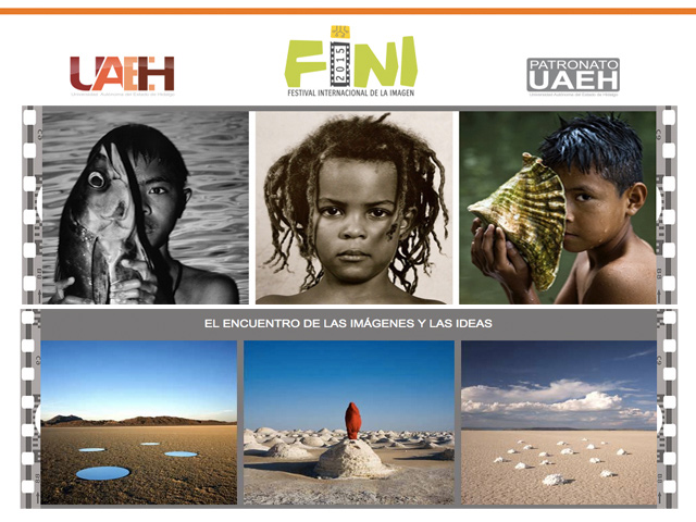 UAEH presenta el V Festival Internacional de la Imagen 2015 en Pachuca