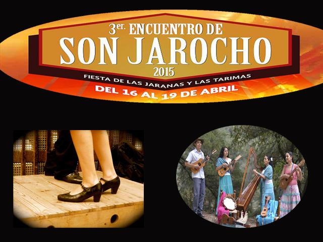 80 músicos participarán en el 3er Encuentro de Son Jarocho en el CENART