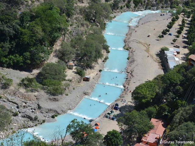 Grutas de Tolantongo: paraíso de aguas termales turquesas en medio de la Sierra de Hidalgo