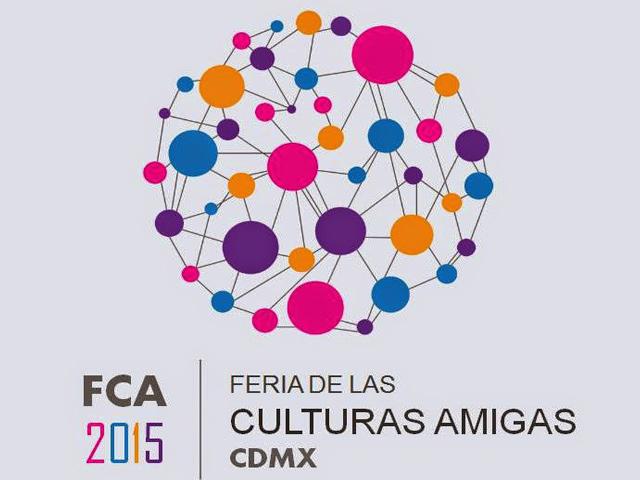 87 países participaran en la Feria de las Culturas Amigas 2015 en el D.F.