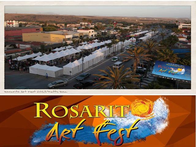 Rosarito Art Fest 2015: Dos días de arte, música, comida y artesanías