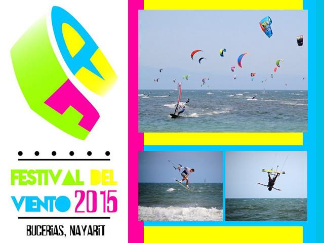 """El mejor evento """"Freestyle"""" de Kite Surf en México ya tiene fecha en Bucerías, Riviera Nayarit"""