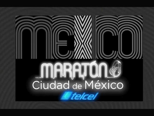 ¡Partícipa en el XXXIII Maratón y IX Medio Maratón de la Ciudad de México 2015!