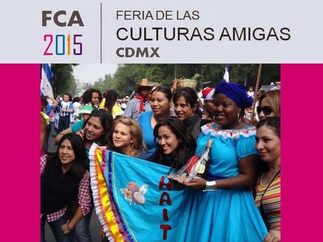 Hoy inició la Feria de las Culturas Amigas 2015 en el Zócalo Capitalino. Consulta el Programa de eventos aquí