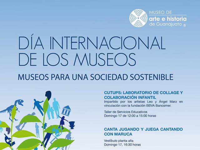 El MAHG presenta las 'Jornadas por el Día Internacional de los Museos'