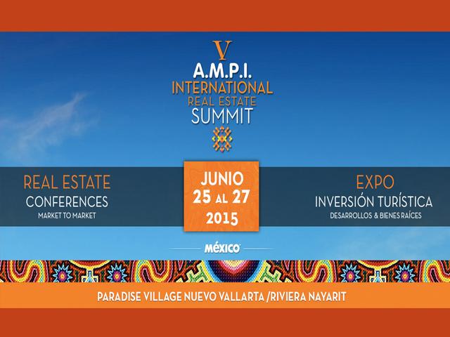 Riviera Nayarit: sede de la V Cumbre de Bienes Raíces y I Expo Inversión Turística Inmobiliaria 2015