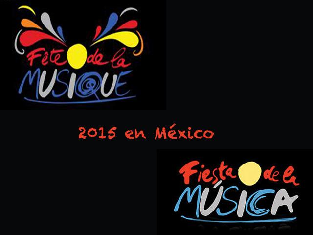 Fiesta de la Música 2015 en México