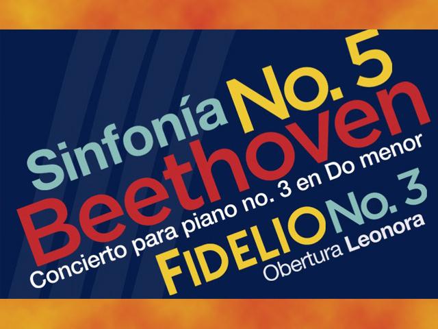 La OFCM interpretará 3 emblemáticas obras de Beethoven en el Teatro del Bicentenario