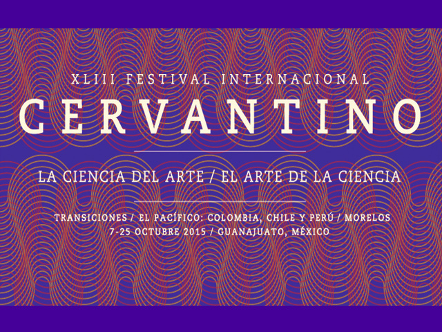 Anuncian la programación completa del XLIII Festival Cervantino 2015