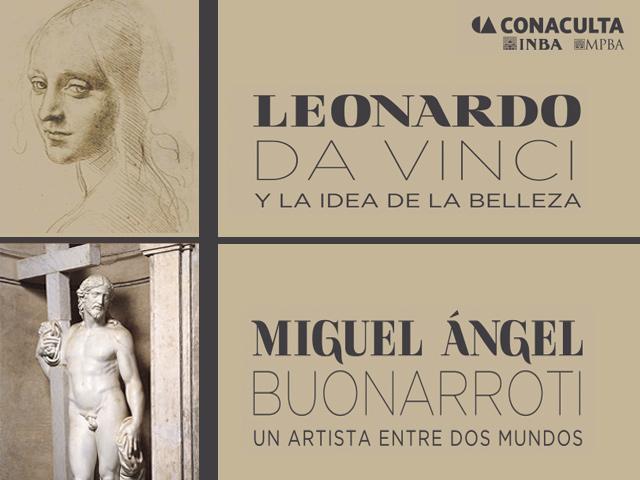 Más de 60 mil personas ya vieron obras de Leonardo y Miguel Angel en Bellas Artes