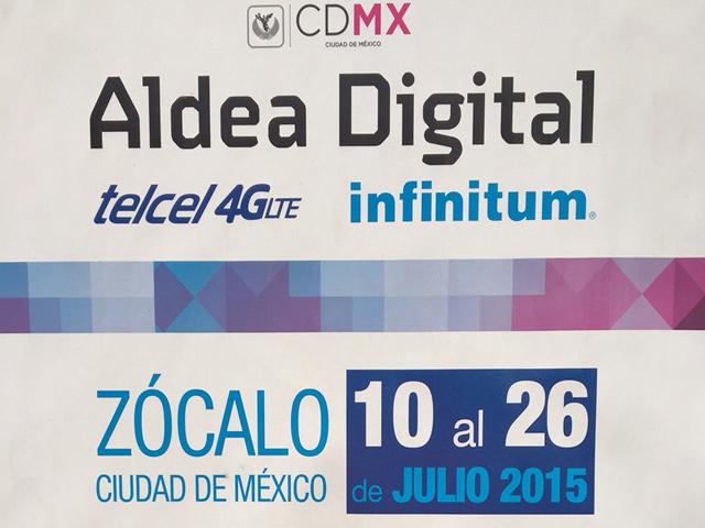 Aldea Digital Telmex 2015: el mayor evento de inclusión digital en el mundo