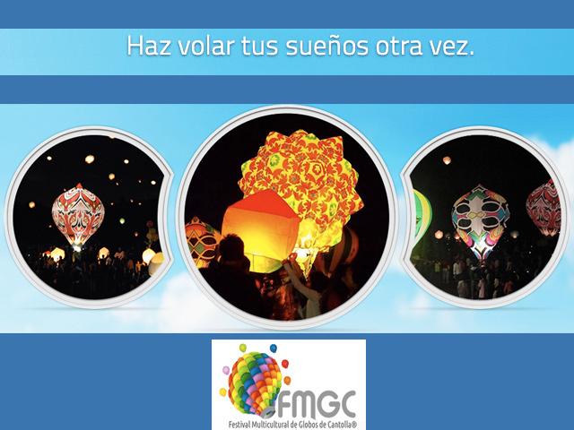 ¡Prepárate para el Festival Multicultural de Globos de Cantolla en el D.F.!
