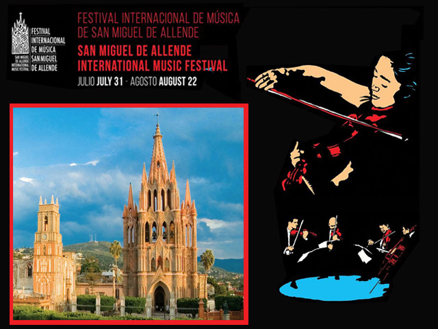 Festival Internacional de Música de Cámara 2015 de San Miguel de Allende