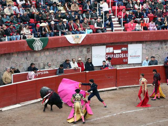 Cartel del Serial Taurino Feria Nacional de Zacatecas 2015