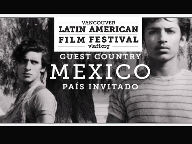 México será invitado de honor en el Festival de Cine Latinoamericano de Vancouver