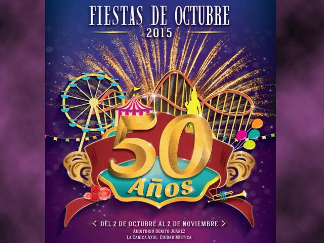 50º edición de las Fiestas de Octubre 2015 en Guadalajara