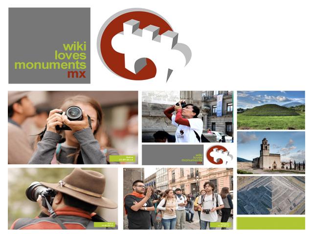 "Participa en el 3º concurso fotográfico ""Wiki Loves Monuments México 2015"""