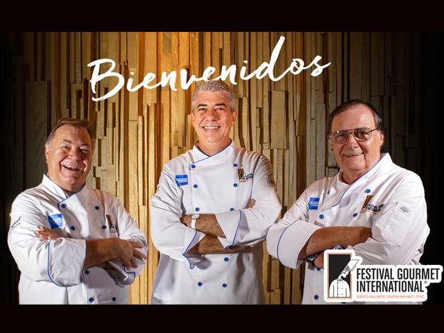 Chefs y Eventos del Festival Gourmet Internacional Vallarta-Riviera Nayarit 2015