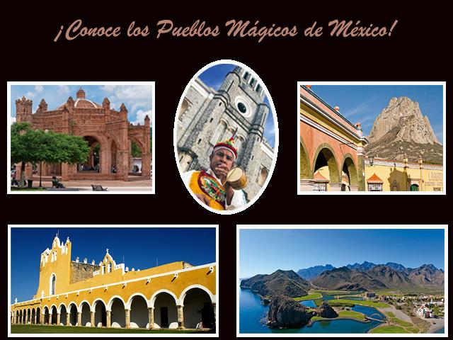 México tiene 28 nuevos Pueblos Mágicos