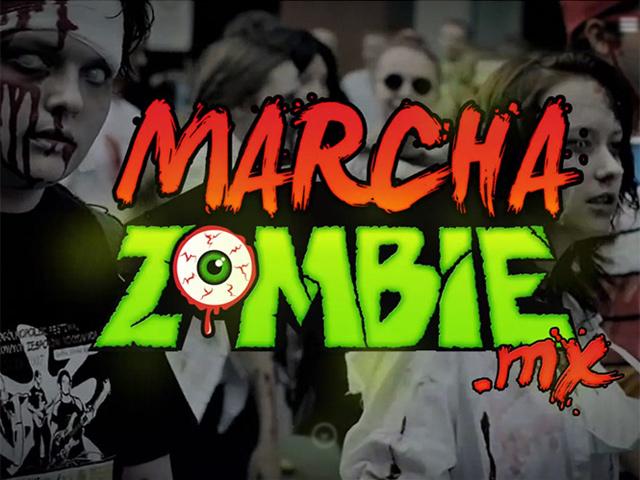 Este año, la Marcha Zombie MX 2015 recolectará alimentos