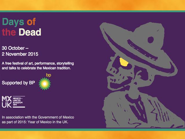El British Museum de Londres celebrará el Día de Muertos