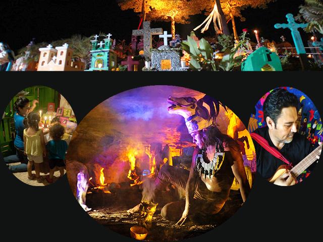 10º Festival de Vida y Muerte 2015 en Xcaret: Una celebración a la muerte llena de vida