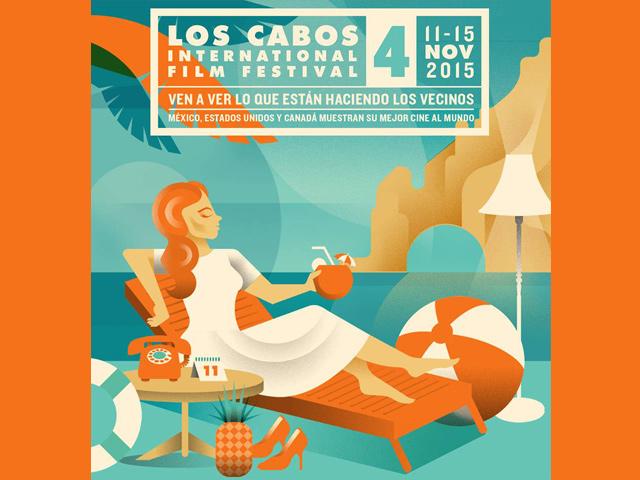 Festival Internacional de Cine de Los Cabos 2015 presentará estrenos norteamericanos