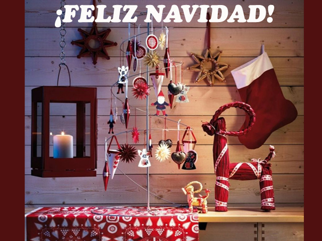 ¡Ya llegó la navidad! Ideas creativas para tu hogar y Cena de Navidad