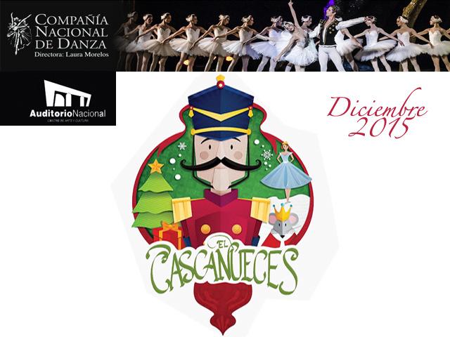 Regresa la magia de El Cascanueces en el Auditorio Nacional en diciembre 2015