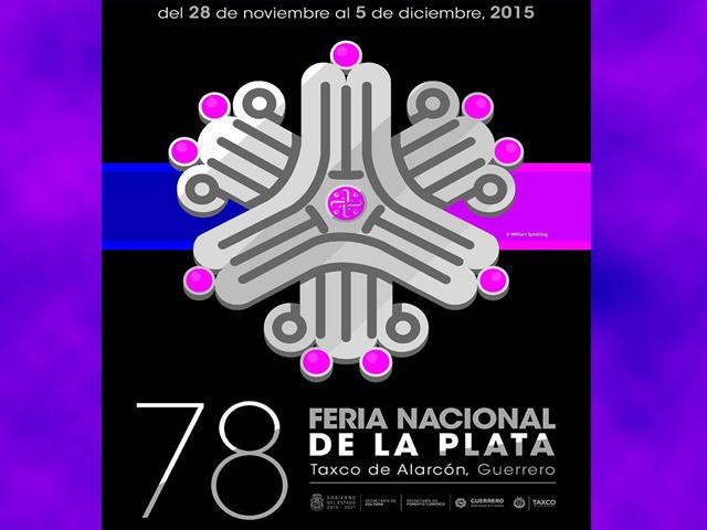 Programa de Eventos – Feria Nacional de la Plata 2015 en Taxco