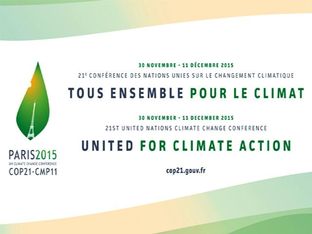 México participará en la COP21 en París para hacer frente al cambio climático