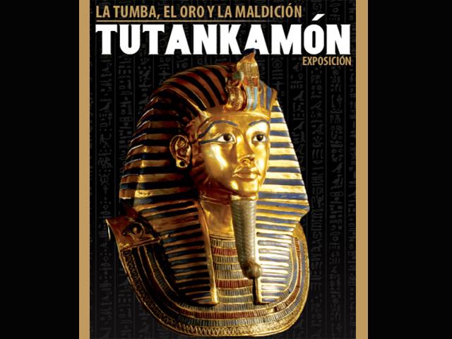 """Últimos días para """"Tutankamon: la tumba, el oro y la maldición"""" en Puebla"""