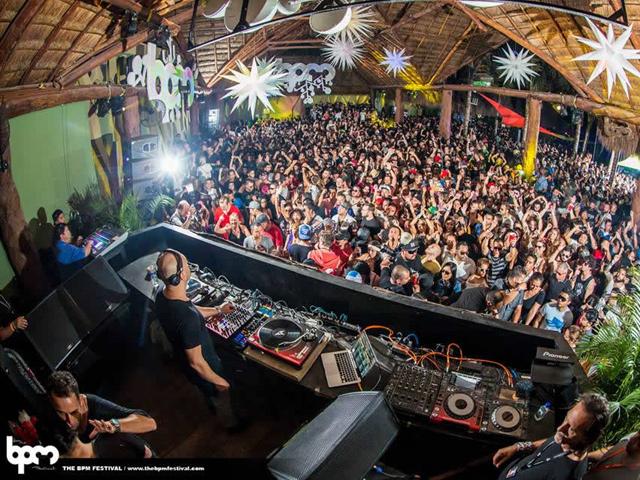 BPM Festival 2016: 10 días de Dance Parties en Playa del Carmen
