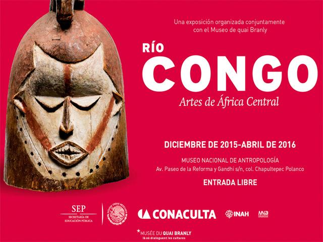 El Arte de África Central llegó a la ciudad de México