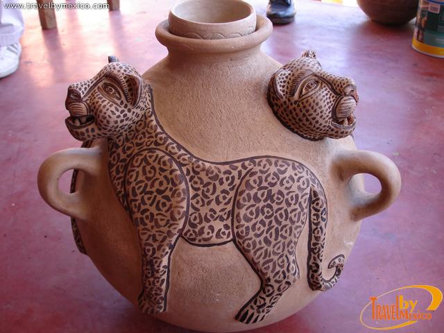 El arte de las mujeres artesanas de Amatenango del Valle