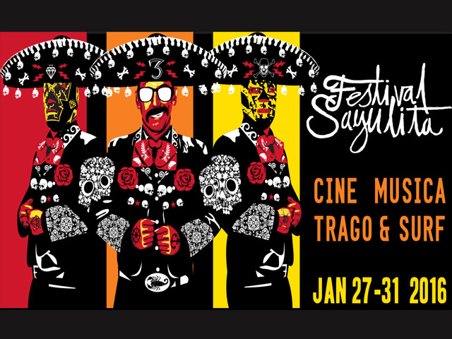 Festival Sayulita 2016: cinco días de cine, música, surf y tragos