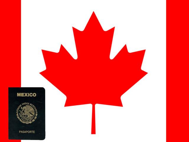 Es oficial: Canadá retirará requisitos de Visa a Mexicanos