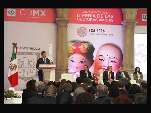 Francia: invitado de honor de la Feria de las Culturas Amigas 2016