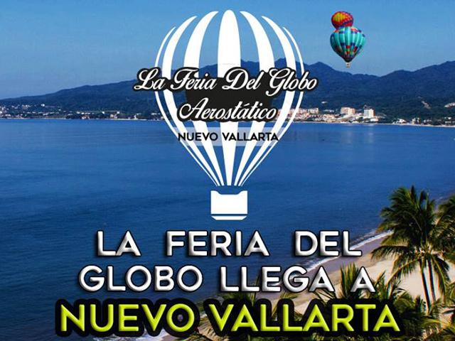 1ª Feria del Globo en Nuevo Vallarta, Riviera Nayarit