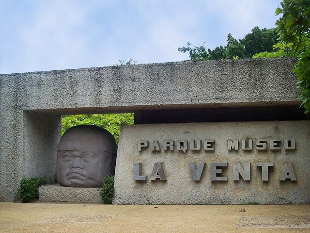 Parque Museo La Venta en Villahermosa