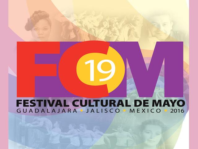 Festival Cultural de Mayo 2016 en Guadalajara tendrá 7 países invitados
