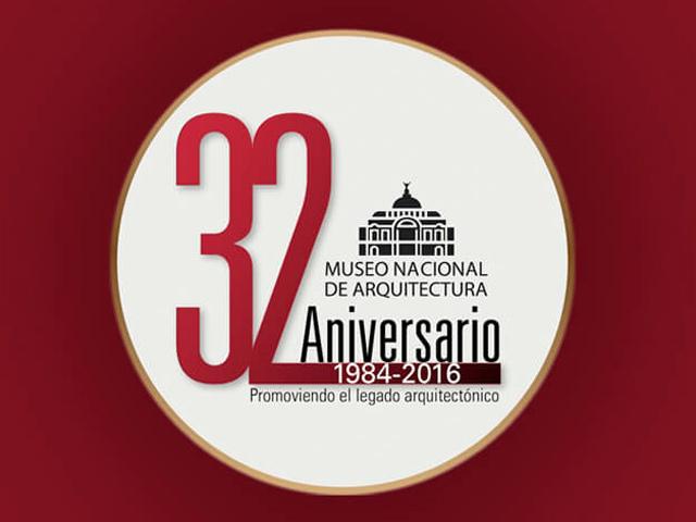 Mirada al pasado y la modernidad en el Museo Nacional de Arquitectura de México