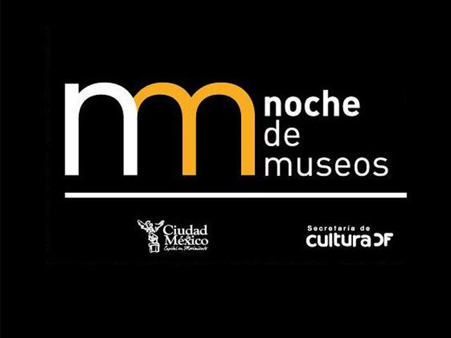 Eventos de la Noche de Museos del 27 de abril 2016 en CDMX