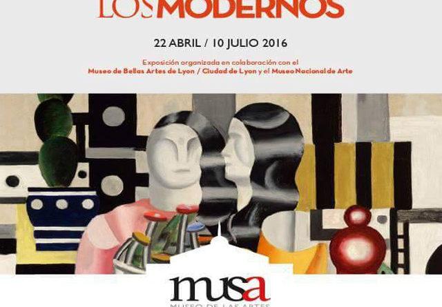 Obras de maestros europeos y mexicanos del Arte Moderno llegan al MUSA