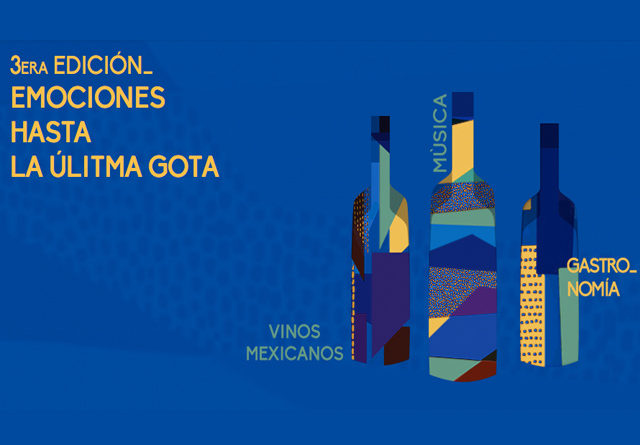 Programa del 3er Festival Tinto Bajío 2016 en León